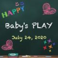 Baby's PLAY♪開催しました☆